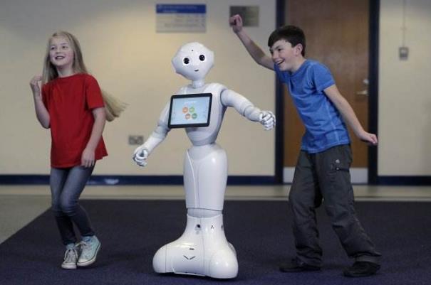 pepper机器人哪里能买